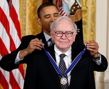 warren buffett obama - Buffet se pregateste de criza.Noi cum ne pregatim?