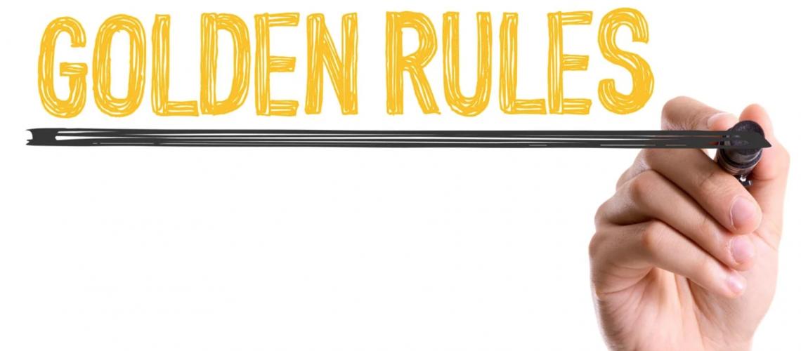 Reguli de investitii